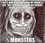 head monster